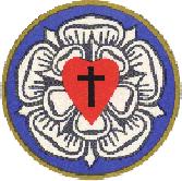 The Lutheran rose