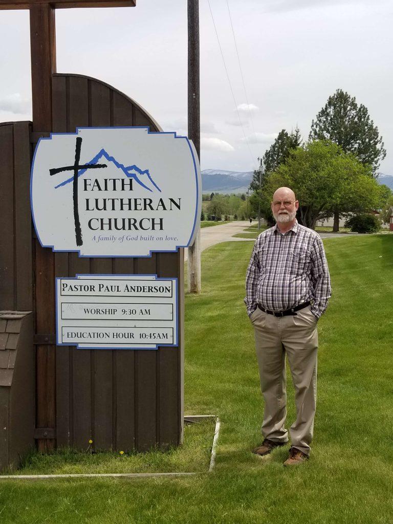 Pastor Paul Anderson